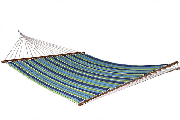 QUILTED FABRIC HAMMOCK - DOUBLE - Swings N' Hammocks - 1