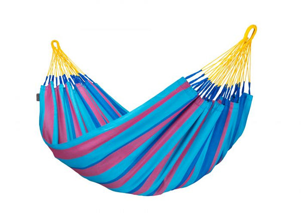 Sonrisa Wild Berry - Weather-resistant Single Classic Hammock- Swings N' Hammocks - 1