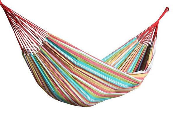 Brazilian Style Hammock- Double - Swings N' Hammocks