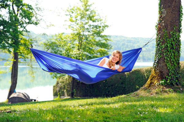 Traveller Lite Blue - Swings N' Hammocks - 4