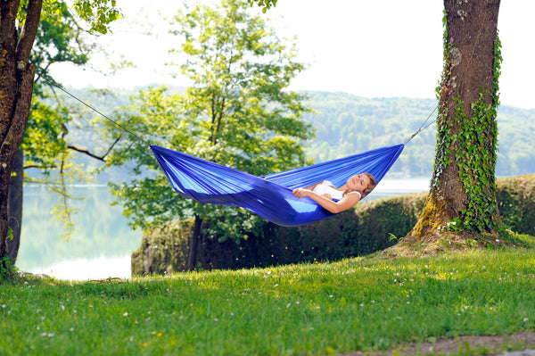 Traveller Lite Blue - Swings N' Hammocks - 5