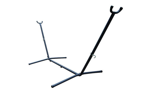 9ft Steel Hammock Stand (Oil Rubbed Bronze) - Swings N' Hammocks - 1
