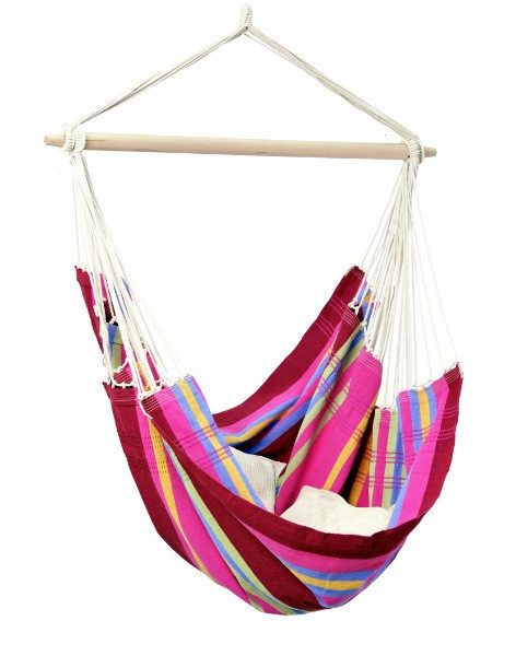 Brazil Swinging Chair Sorbet - Swings N' Hammocks - 1
