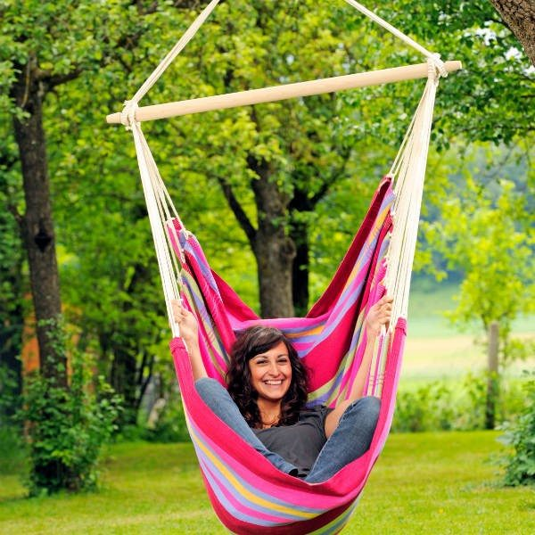 Brazil Swinging Chair Sorbet - Swings N' Hammocks - 2