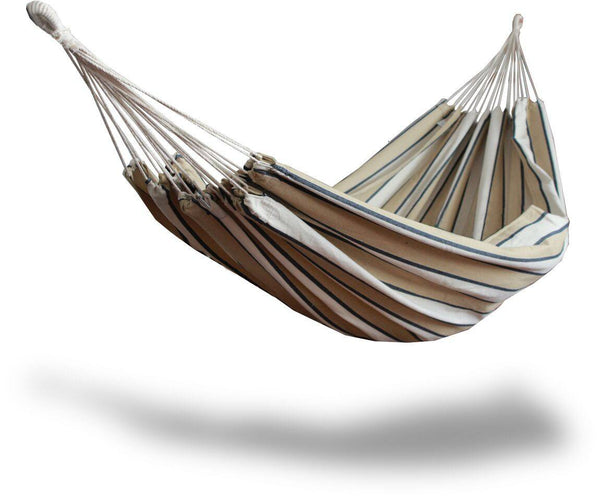 Hammaka Brazilian Two Person Hammock - Tan - Swings N' Hammocks