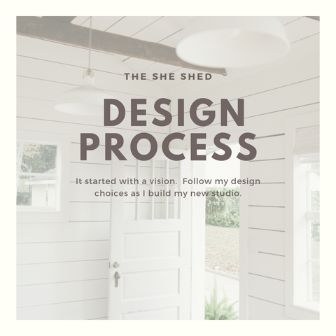 The Design Process For Marni LuHu SheShed