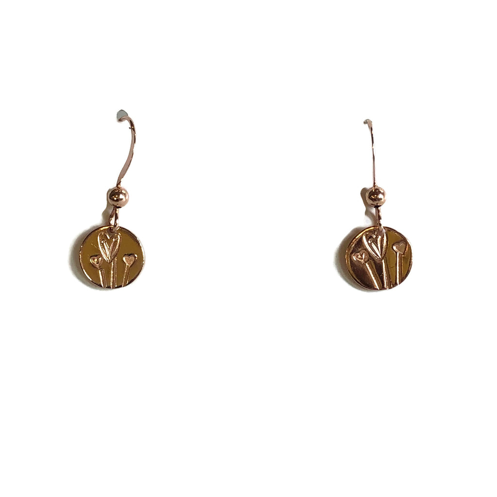 Let Love Grow Earrings