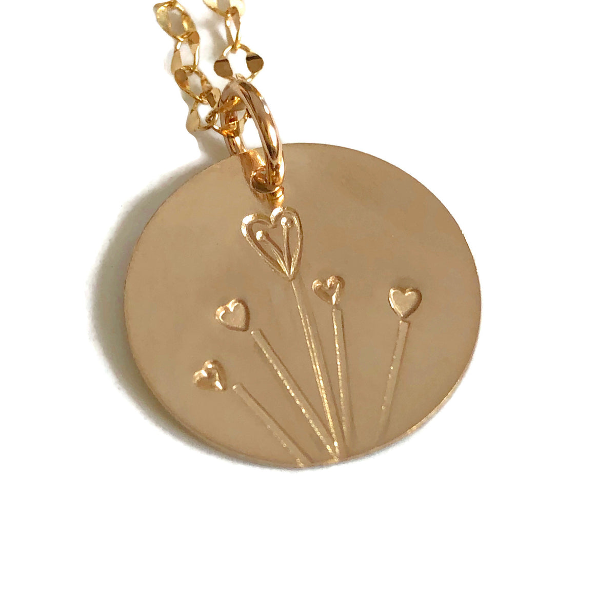 Let Love Grow Necklace