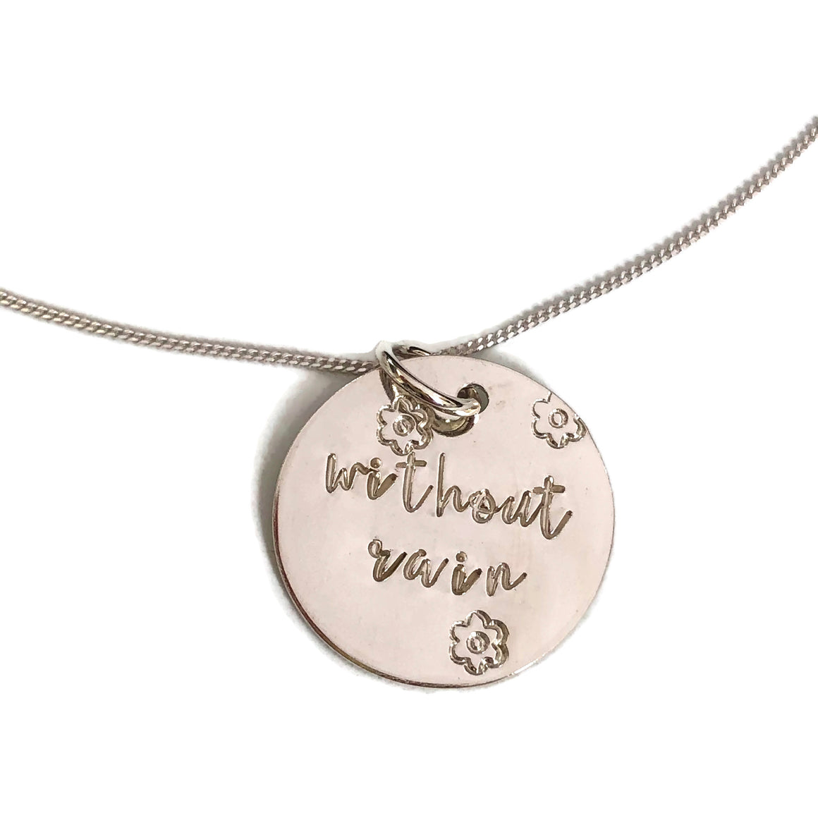 Without Rain necklace
