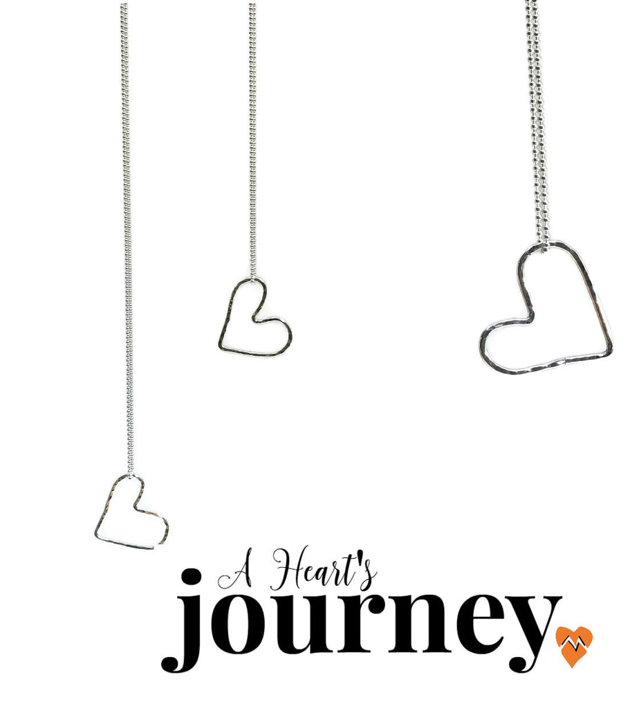 A Heart's Journey Necklace