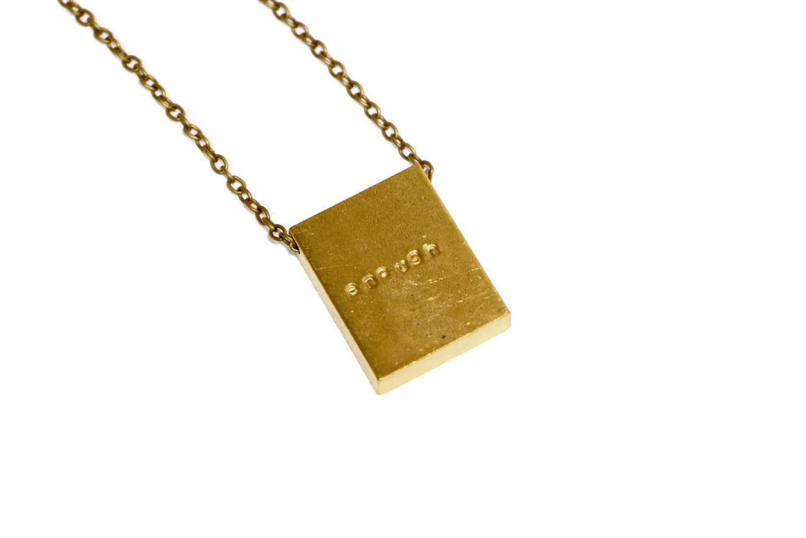 Hello Lovely By Marni LuHu  I Am Necklace