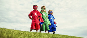 Superheroes like YOU are needed!