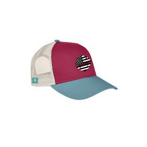 Woodward Strong Multicolored Trucker Hat