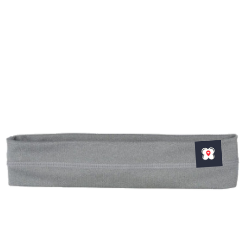 Heather Grey Headband