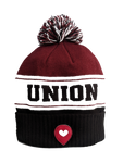 Union College Pom Beanie