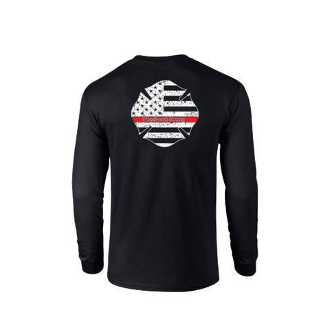 Woodward Strong Long Sleeve Shirt