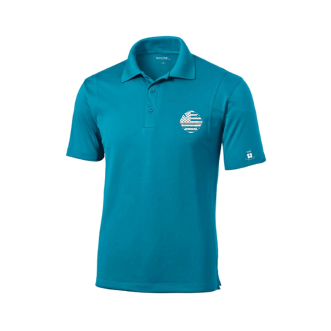 Woodward Strong Men's Polo