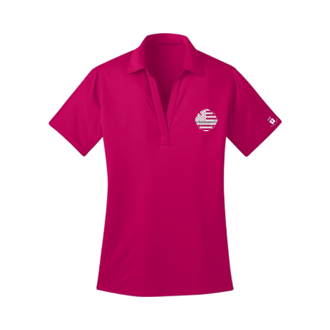 Woodward Strong Women's Polo