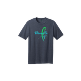 Navy Donate Life T-Shirt