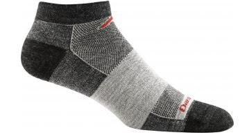 Men's Darn Tough Merino Wool No Show Light Mesh