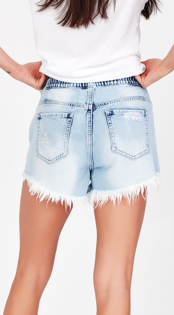 STELLA | Shorts Blue
