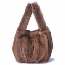 Load image into Gallery viewer, Maui mink faux handbag