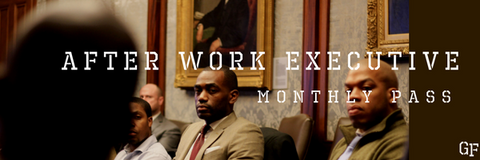 After-work Executive | Gentlemen's Factory Monthly Pass