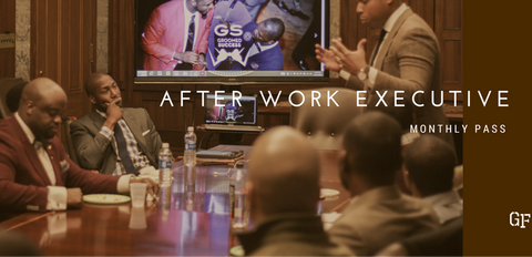 After-work Executive | Gentlemen's Factory Monthly Pass [Auto Renew]