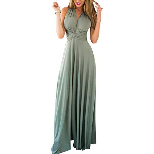 Multiway Wrap Dress - Convertible Bridesmaid Maxi Dress