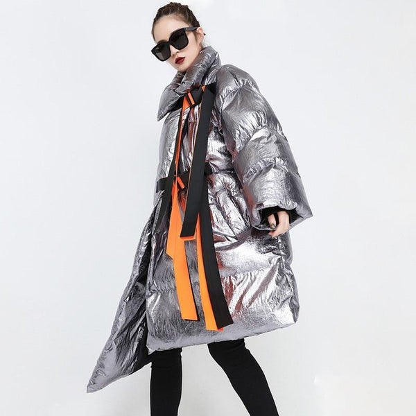 Oversized Winter Down Puffer Coat