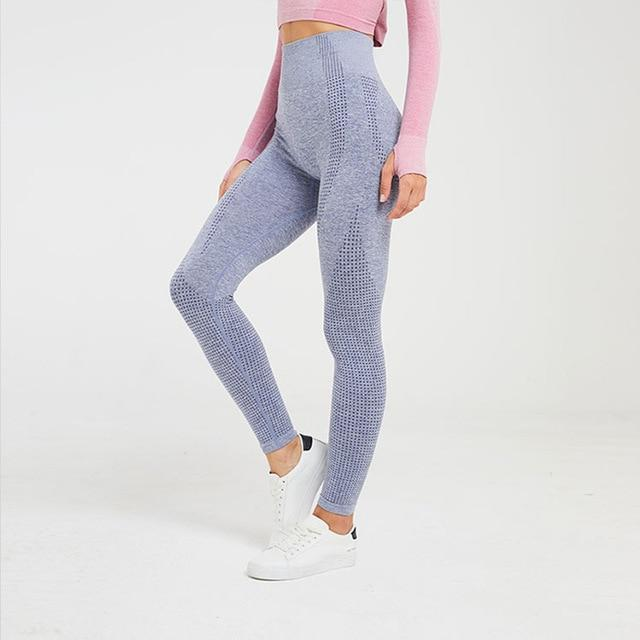 Leggings Sale Gym 2 Piece Set - Long Sleeve Crop Top