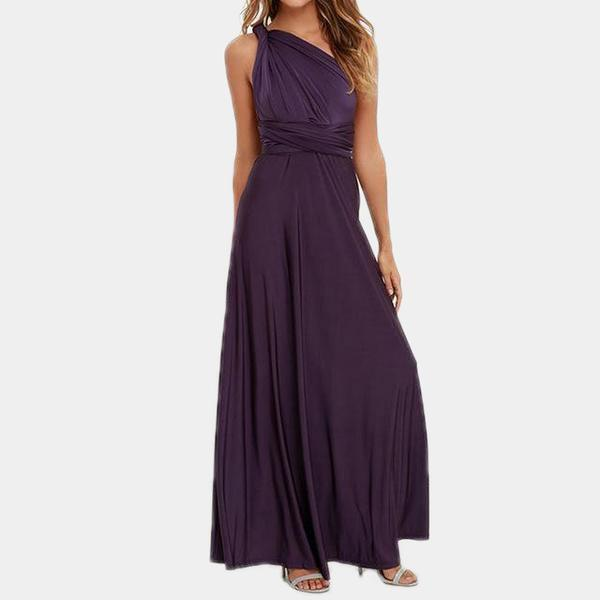 Multiway Wrap Maxi Dress