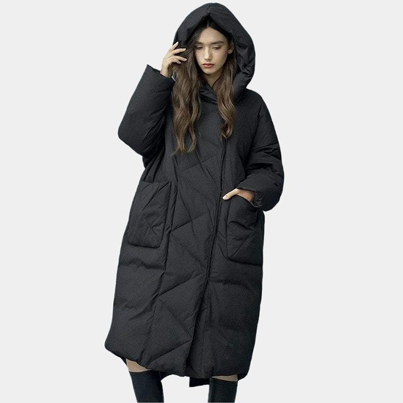 7XL Plus Size Winter Oversize Duck Down Coat