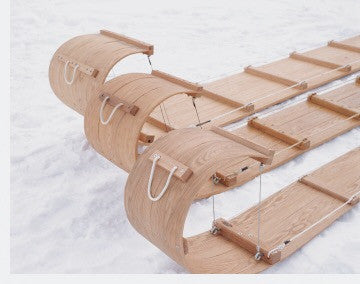 Toboggans: The Traditional Sleighs of the North