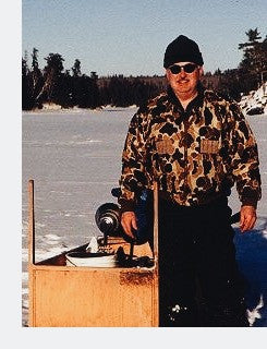 Freight Sled for Ice Fishing Testimonial