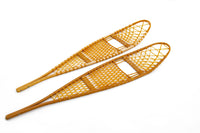 traditional wooden snowshoes for sale