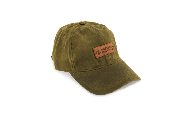 wax cotton patch hat northern toboggan