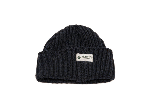 Child's Merino Wool Toboggan Hat