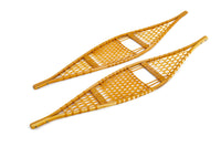 ojibwa wooden snowshoes for winter
