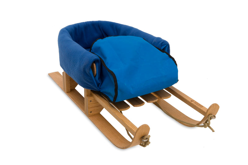 lightweight and durable childrens wooden sled