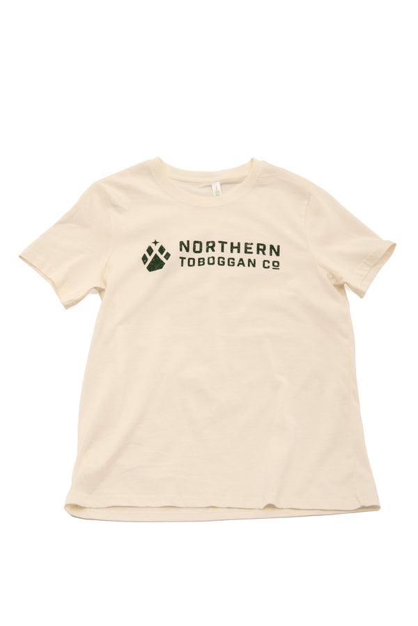organic cotton northern toboggan minnesota t shirt