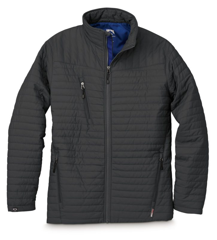 insulated water resistant snow jacket
