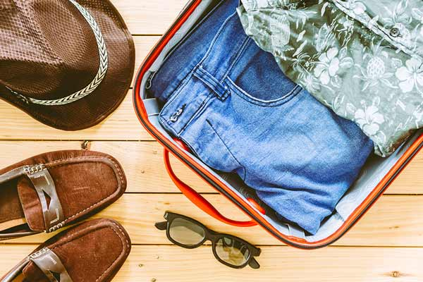 Men's Guide to Packing