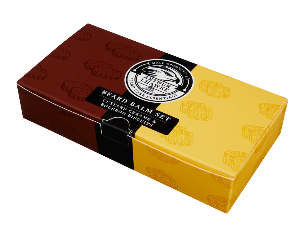 Bourbon & Custard Cream Balm Giftset