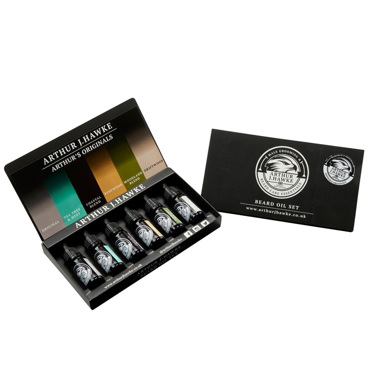 Arthur Originals Oil Giftset (6x10ml)
