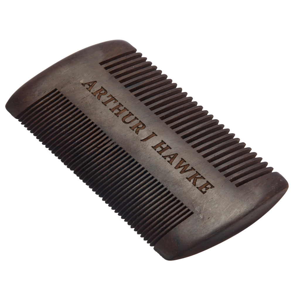 Double Sided Comb - Dark