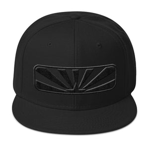 MAV Arizona Snapback Hat (Black) - Mavwear.com