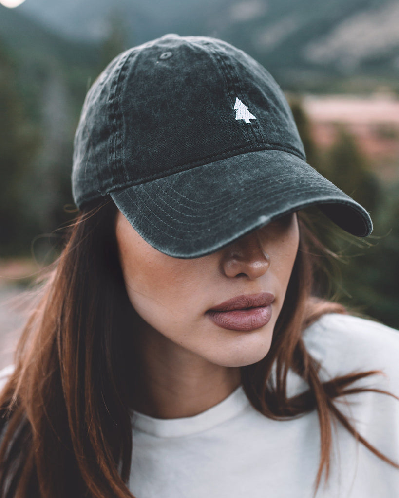 Pine Tree Dad Hat - Wondery