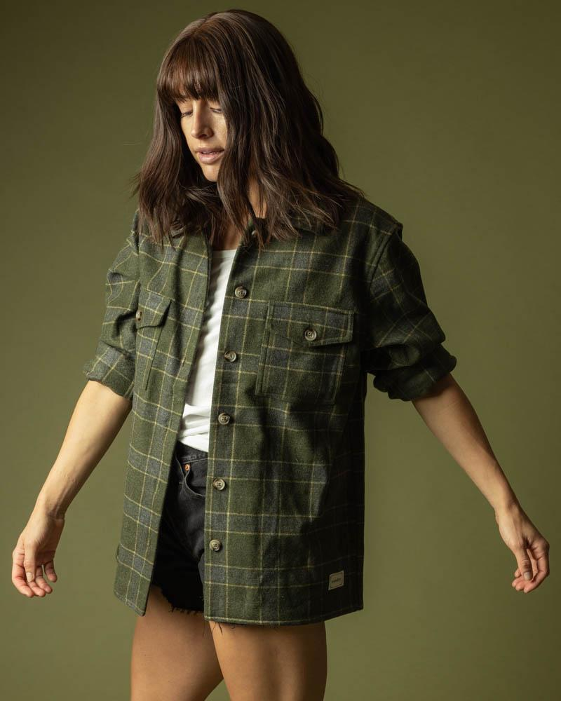 The Kimberley Plaid Flannel - Wondery