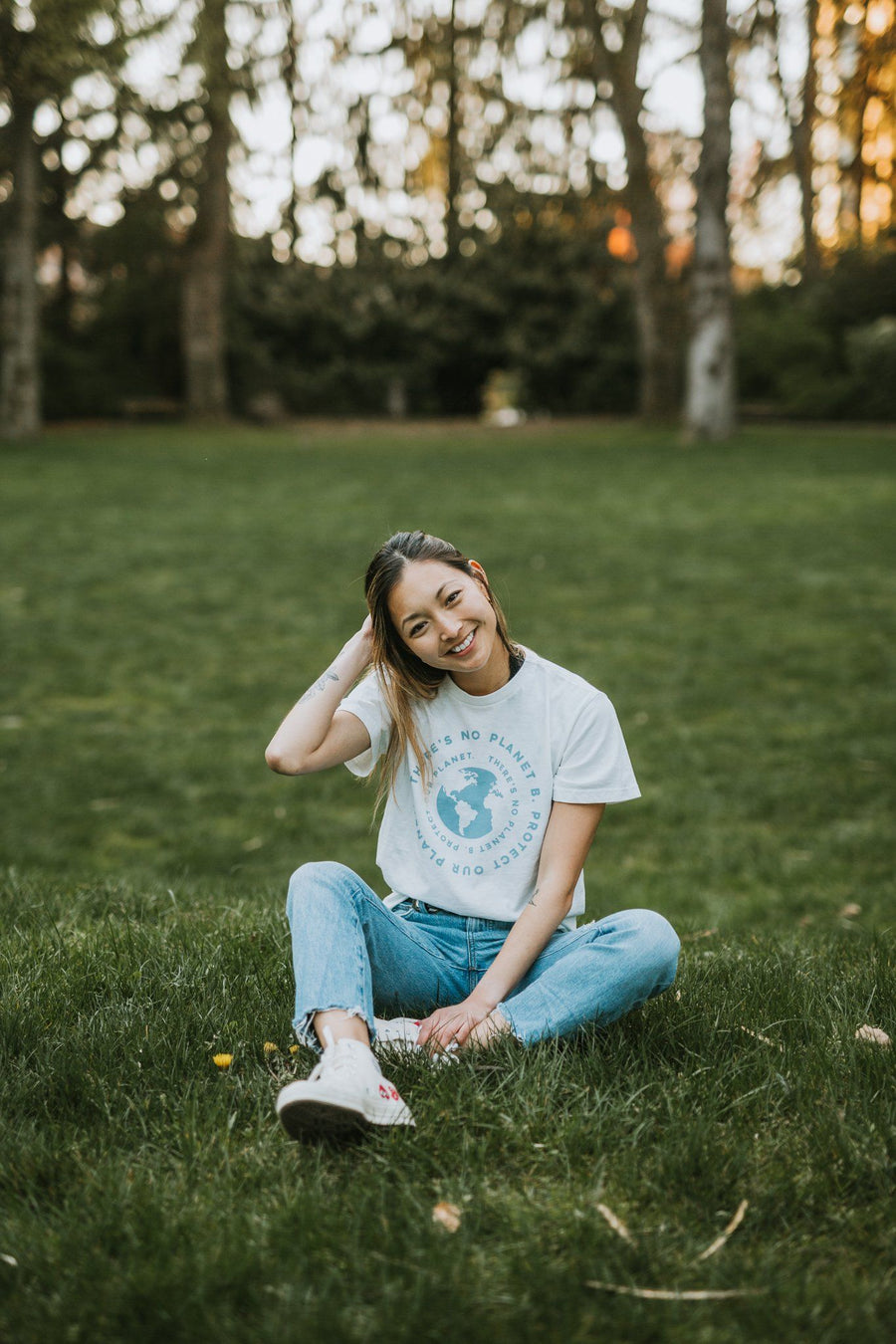 No Planet B Tee - Wondery, A Parks Apparel Brand